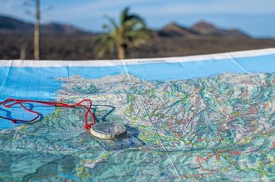 Randonnées Lanzarote, cartes et topo